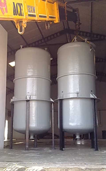 Frp Tank And Vessel