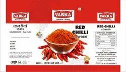 Varka Red Chilli粉