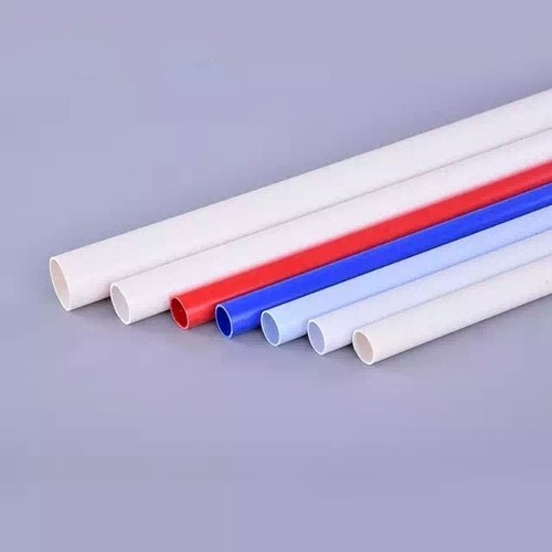 Pvc Electrical Conduit Uv Materials Anti Uv Rigid 25mm Pvc Electrical Wire Conduit Pipe For Conduit Wiring Manufacturer From Indore