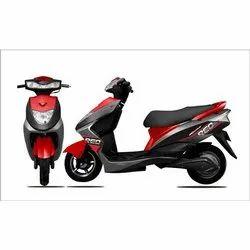 Ampere Reo plus Lead Acid Battery 27ah Electric Bike, 8 - 10 Hours