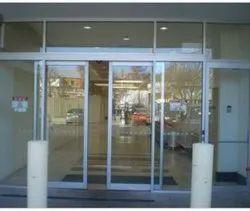Automatic Sensor Glass Door Manufacturers In Ncr