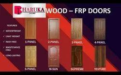Bharuka Frp Fiber Glass Entery Gate, For Home