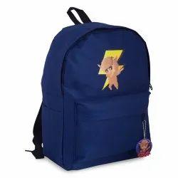 Crya Dab Backpack For Kids School Bag- Blue