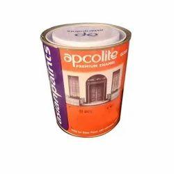 High Gloss Wood Asian Apcolite Enamel Paint, Packaging Type: Bucket