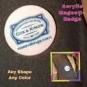 Pocket Name Plate Badges