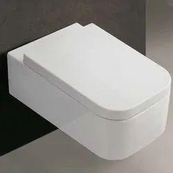 LBS-WHT-0105 340 X 350 X 550mm Wall Hung Toilets