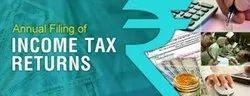 Aadhar Card Tax Consultant ITR Filing
