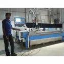 Metal & Non Metal Industrial Waterjet Cutting Service, In Pan India