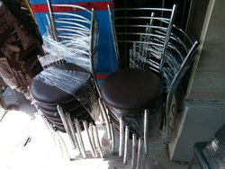 Steel Cafeteria Chair Or Dining Chair