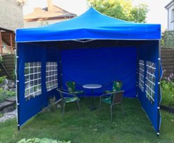 PVC/ Oxford Gazeebo Tents