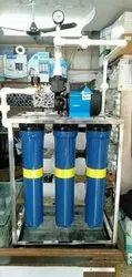 Ews 120 Lph To 150 LPH RO UV System