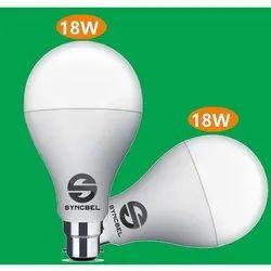 18W Ceramic LED Bulb