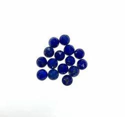 Lapis Lazuli Rose Cut