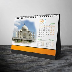 Customized Printed Calendar