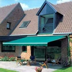Retractable Sunbrella Awning
