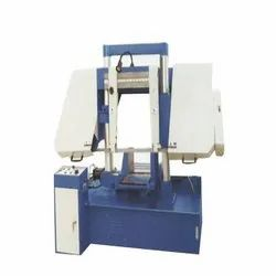 BDH500 A Double Column Semi Automatic Horizontal Bandsaw Machine