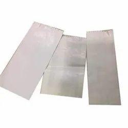 White Kraft Paper Grocery Packaging Bag, Capacity: 1-7Kg
