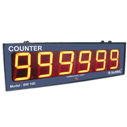 4 Jumbo Display Counter