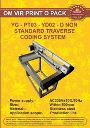 YG-PT03-YD02-D NON STANDARD TRAVERSE CODING SYSTEM