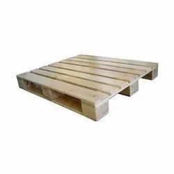 Pinewood Four Way Pallets