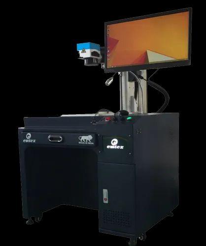 ELM30R Fiber Laser Marking Machine