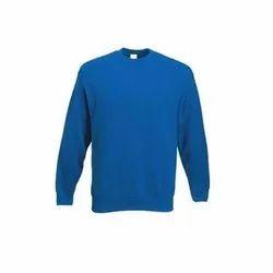 Blue Woollen School Sweatshirts