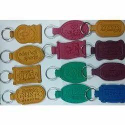 Colorful PVC Keychain