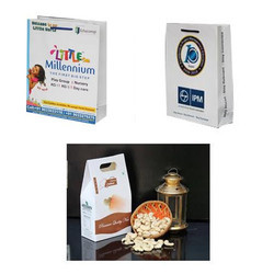 Our Printed Advertisement Paper Bag