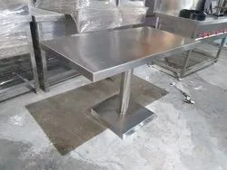Stainless Steel Standing Table