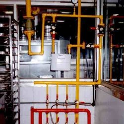 Gas Pipeline Installation Services Natural Gas Line Installation In India