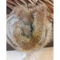 Merino Wool Raccoon Fur Scarves