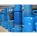 Blue Hdpe 200l Empty Chemical Drums For Used