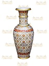 Marble Decoration Pots