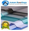 Commercial Polycarbonate Roof Sheet