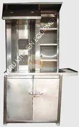 Shawarma Machine Counter