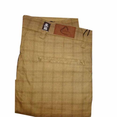 ea1c0b1f Mens Check Trouser