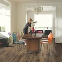 Quickstep Reclaimed Chestnut Brown Laminate Flooring