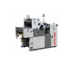 Single Color Mini Offset Printing Machine