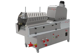 SS Chapati Roti Machine, Capacity: 800-1000 piece/hr