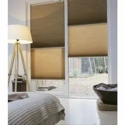 Brown Window Roller Blind