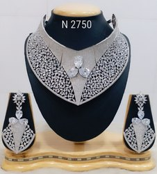 Silver Shine Diamond Set