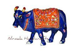 Cow Meena Painting
