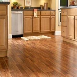 Wooden Colors For Indoor Laminated Wooden Flooring Services