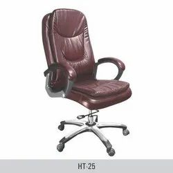 High Back Leather Director Chair