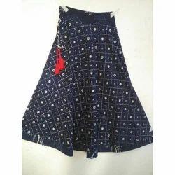 Printed Skirt In Jaipur प र ट ड स कर ट जयप र
