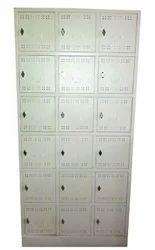 18 Door Personal Locker Unit