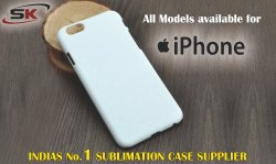 Plastic 3D Sublimation Mobile Cover for iPhones