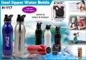 Steel Sipper Bottle H-117