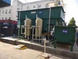 Effulent Treatment Plant for Food Industry