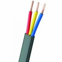 Flat Submersible Three Core Cable 1.5sqmm